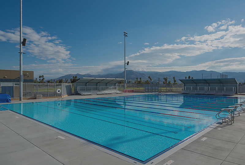 Cathedral City High School Pool Dedication